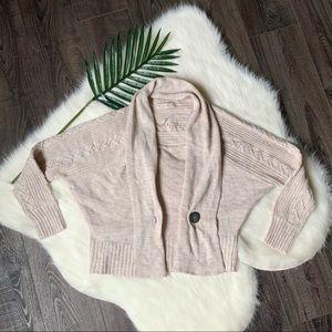 Zara dolman style cardigan sweater